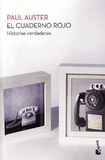 El cuaderno rojo Paul Auster