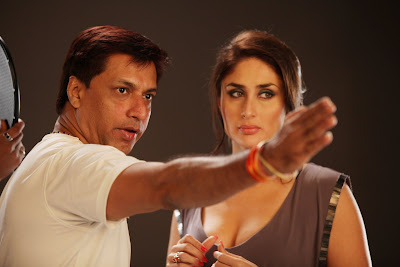 Kareena Kapoor New Movie Heroine First Look on Shoot