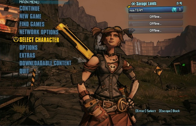 Borderlands 2 Free Download PC Games