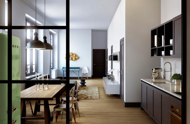 le kg room des appartements dans une ancienne usine de stockholm. Black Bedroom Furniture Sets. Home Design Ideas
