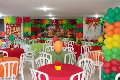 Enfeites de mesa para festa infantil fotos dicas gr tis - Decorador de fotos gratis ...