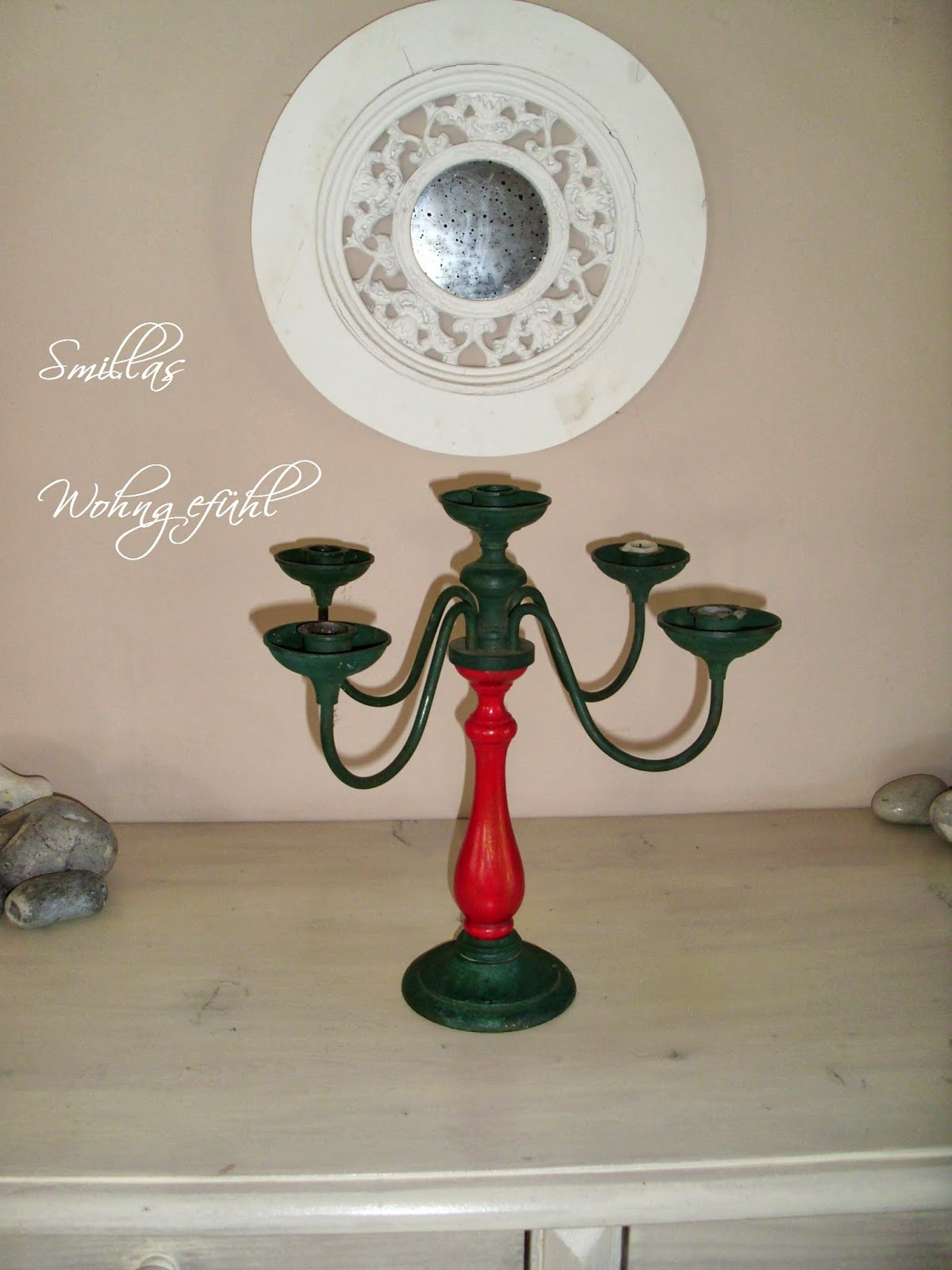 makeover candle holder