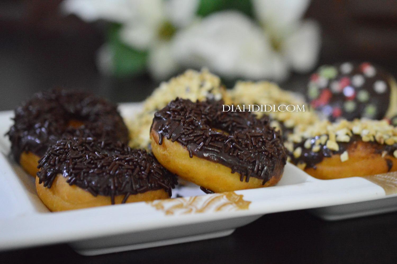 Diah Didis Kitchen Tips Sukses Membuat Donat Kentang Klasik Di Uleni
