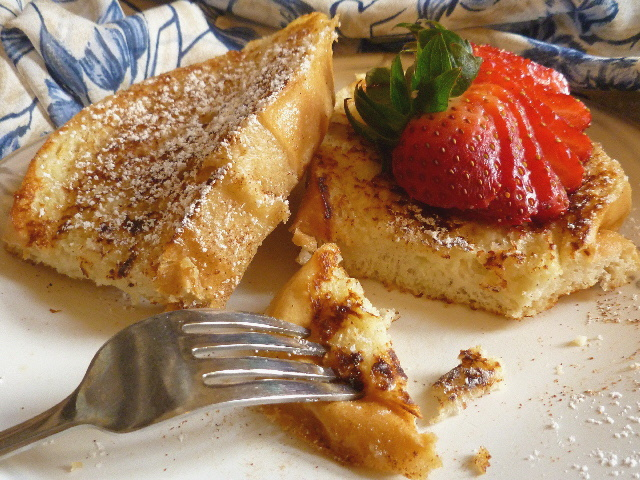 Some things I've learned for making great pain perdu:
