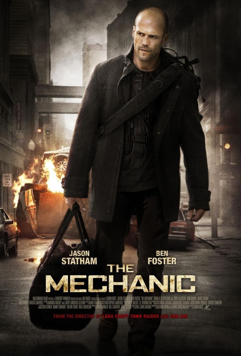 El Mecanico (2011) – Latino Online