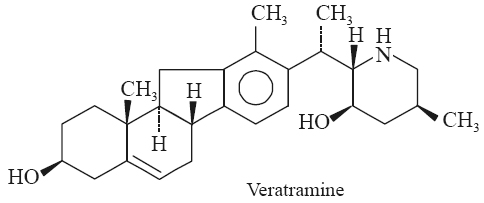 Veratramine