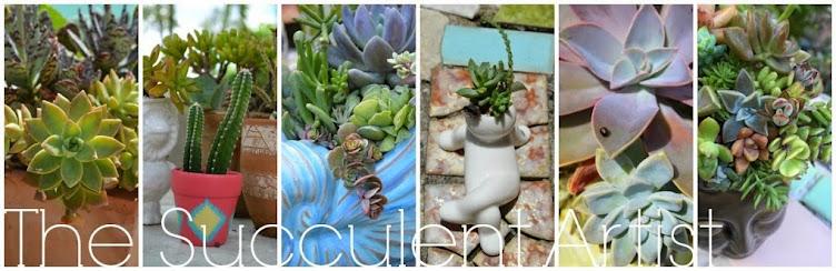 The Succulent Artist