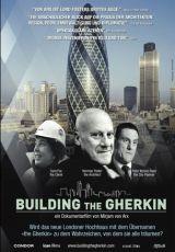 """Carátula del DVD: """"Norman Foster: Construir el Gherkin"""""""
