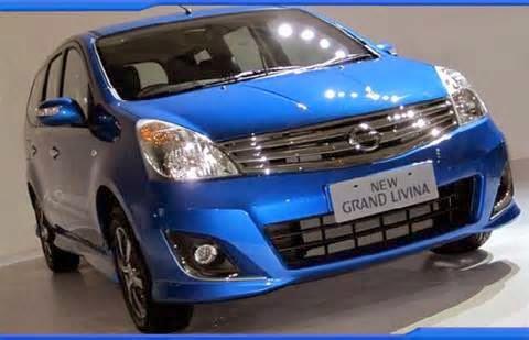 Mobil Nissan Grand Livina