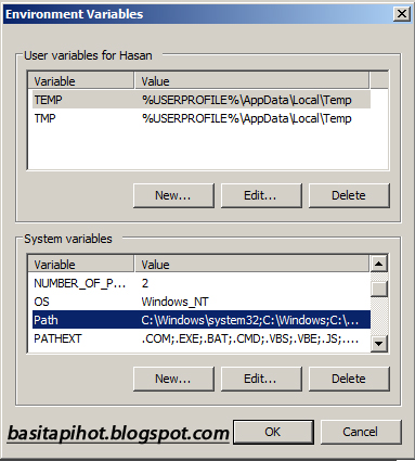how to run java notepad file