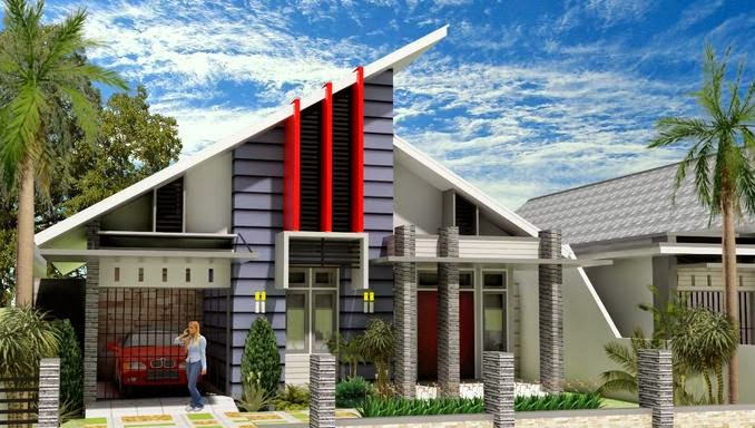tips memilih desain atap rumah minimalis modern yang tepat