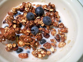 Melinda's Homemade Granola Recipe