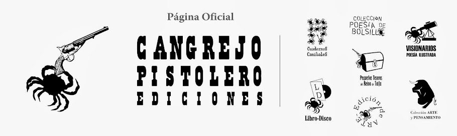 Cangrejo Pistolero Ediciones OFICIAL