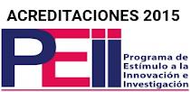 Acreditaciones PEII 2015 - Último Corte: 18/01/2016