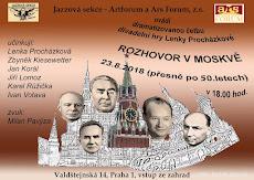 Rozhovor v Moskvě