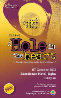 Youth Storms Excellence Hotel With 'Hole In The Heart'
