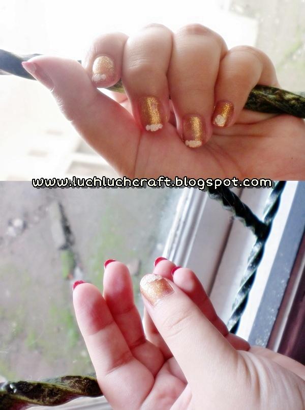 adele nail art