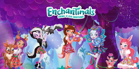 Enchantimals News