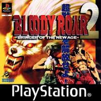 Bloody Roar 2 PSX