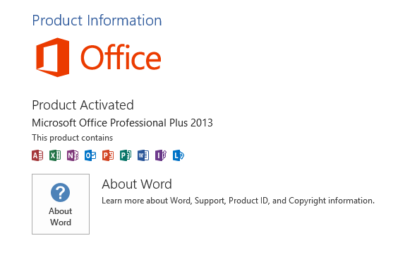 office 2013 confirmation id generator