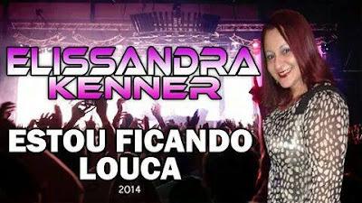 SINTO SUA FALTA (DJ. SIDNEY FERREIRA) - ELISSANDRA KENNER LANÇAMENTO 19/06/2015