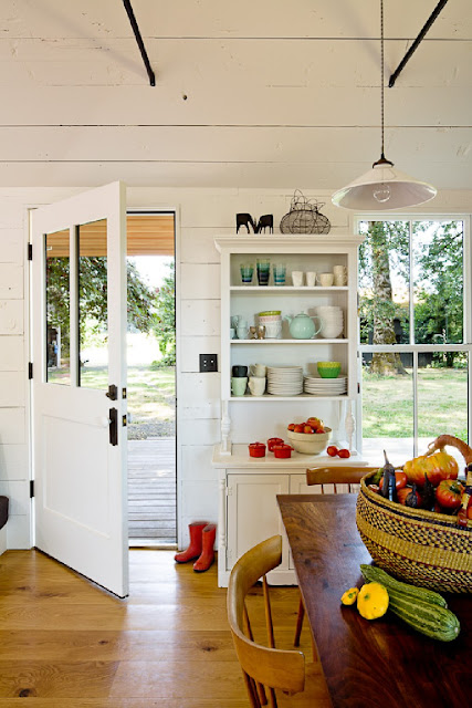 tiny house living with Jessica Helgerson