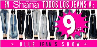 JEANS SHANA A 9.99€
