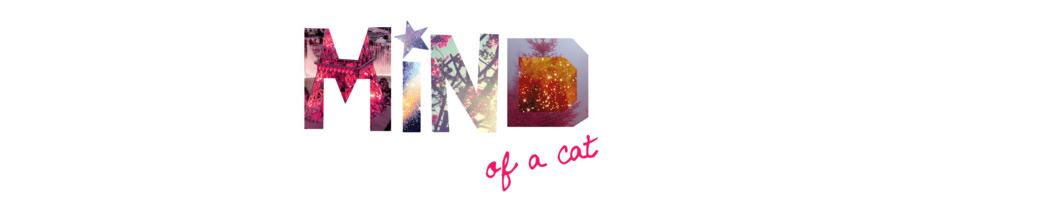 Mind of a cat.