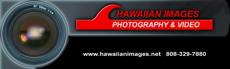 <center>Hawaiian Images Photography &amp; Video</center>