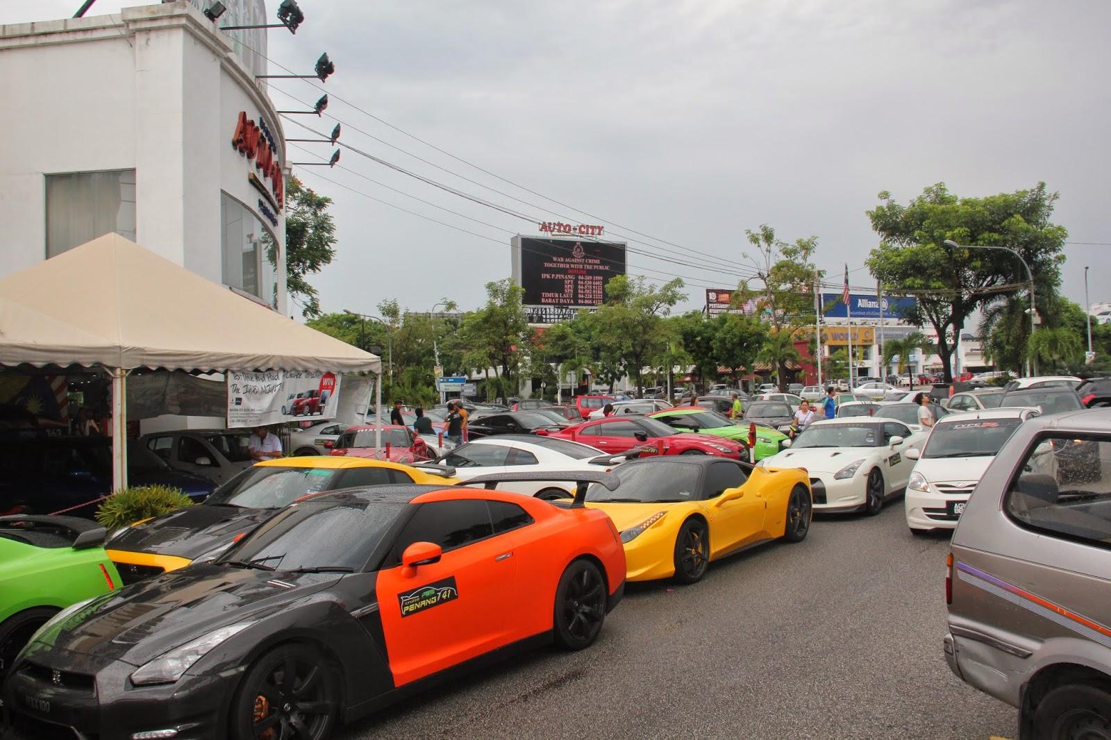 .: ATS Automobile Penang Run Part 2