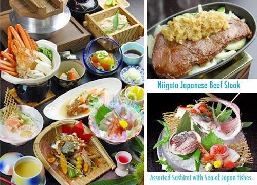 Niigata Cuisine
