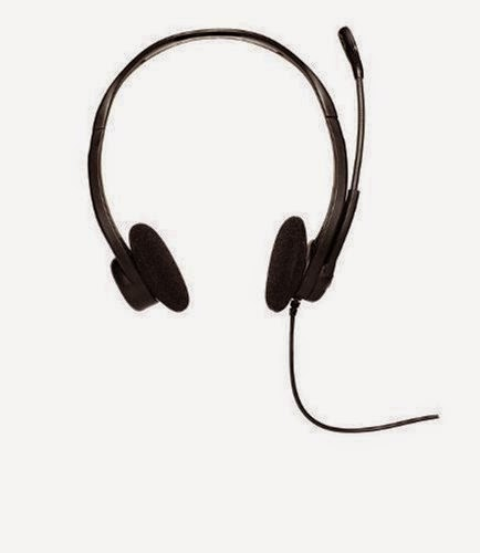 Buy Logitech H860 Stereo Headset Rs. 199 only at Amazon.