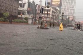 Flood in España, Manila