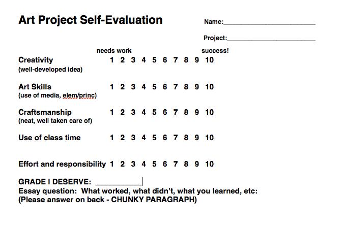 doc 407527 self evaluations free employee self. Black Bedroom Furniture Sets. Home Design Ideas