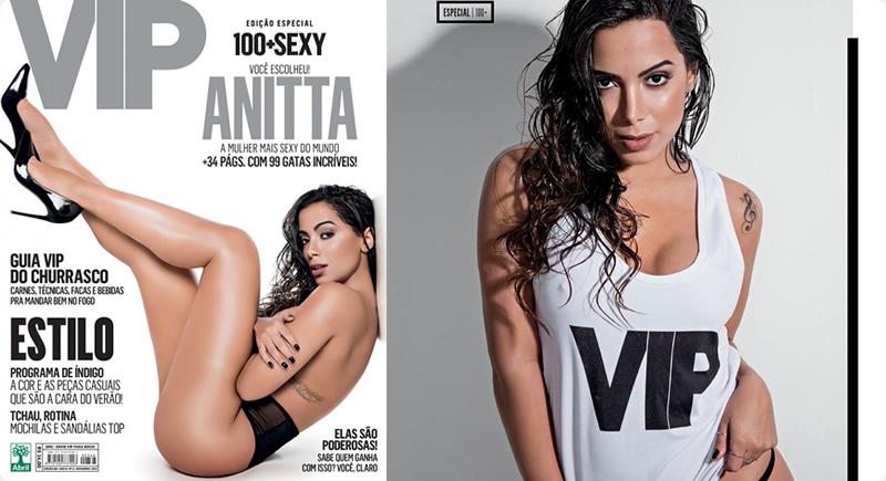 Revista VIP Novembro – Anitta