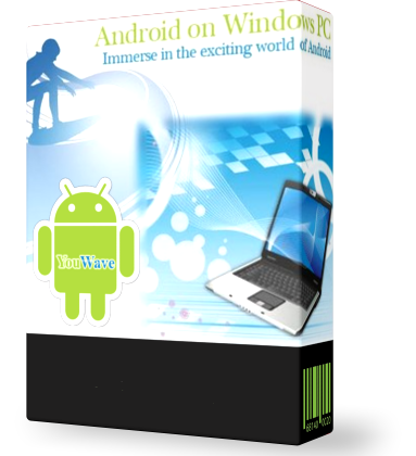 YouWave for Android Home