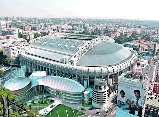 New Santiago Bernabeu Stadium
