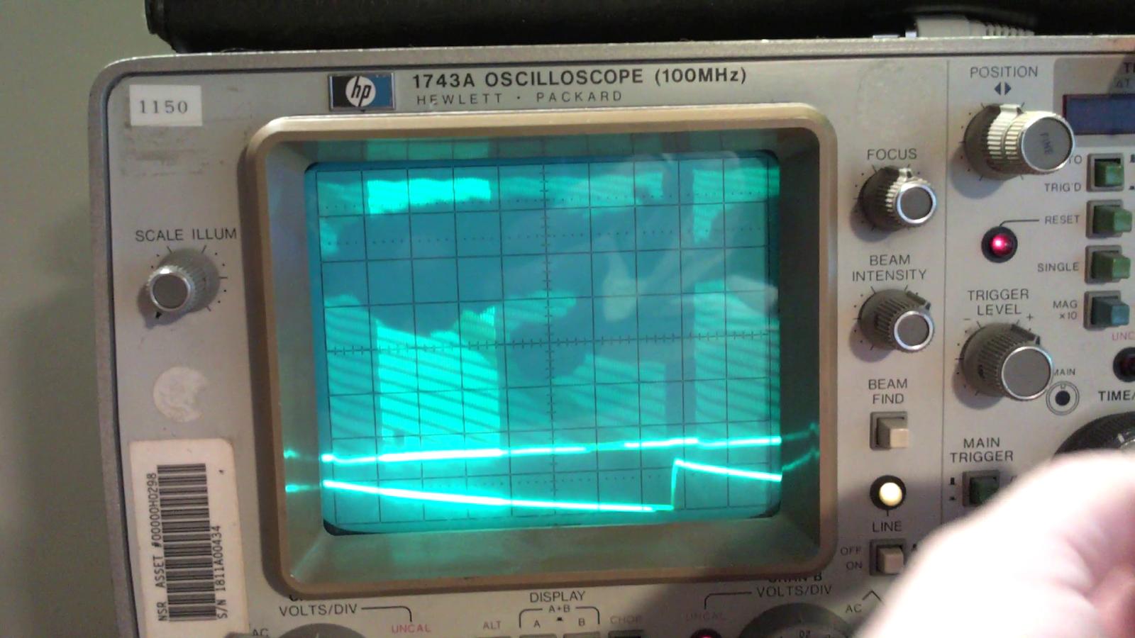 Creating a Raster Monitor from an Oscilloscope | DMC, Inc