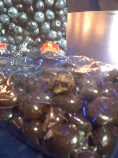 Gourmet Canadiana - Dark Chocolate - Covered Blueberry & Maple Syrup