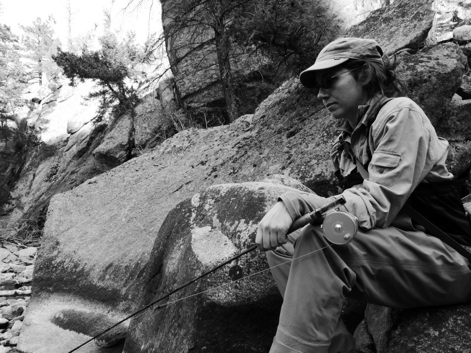 Colorado fly fishing reports south boulder creek for Boulder creek fishing