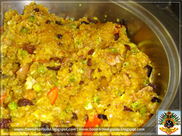 how to cook valenciana rice