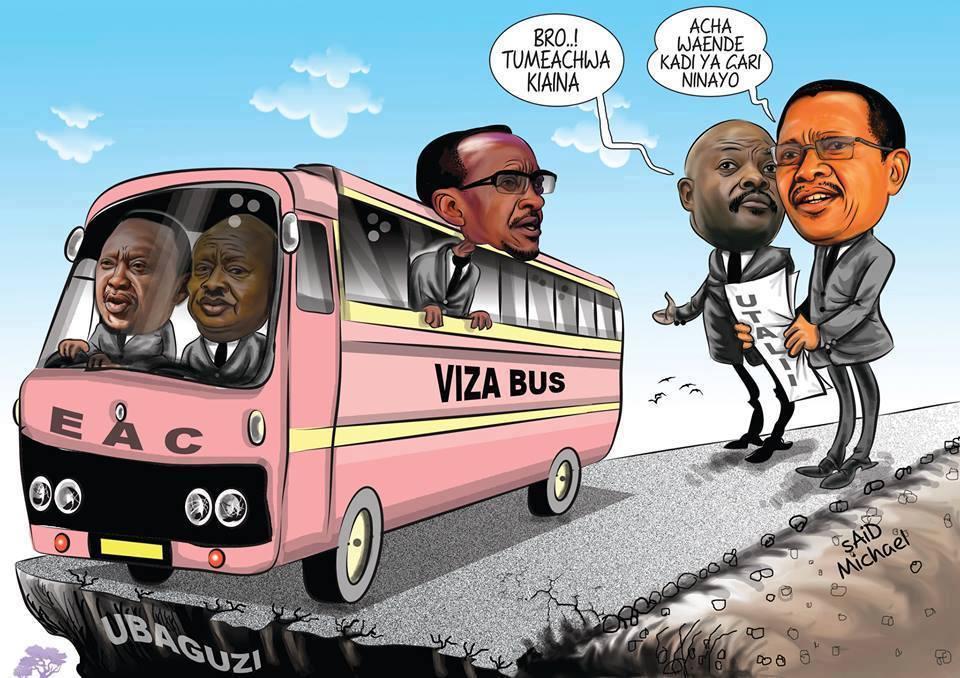 East Africa's visa scheme
