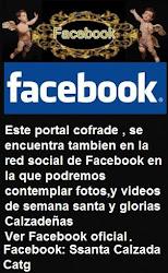 Facebook oficial:Ssanta Calzada Catg. Calzada de Calatrava