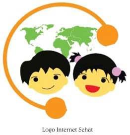 logo internet sehat