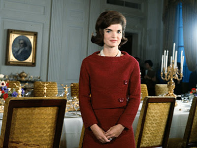 Jackie Kennedy tour of the White House