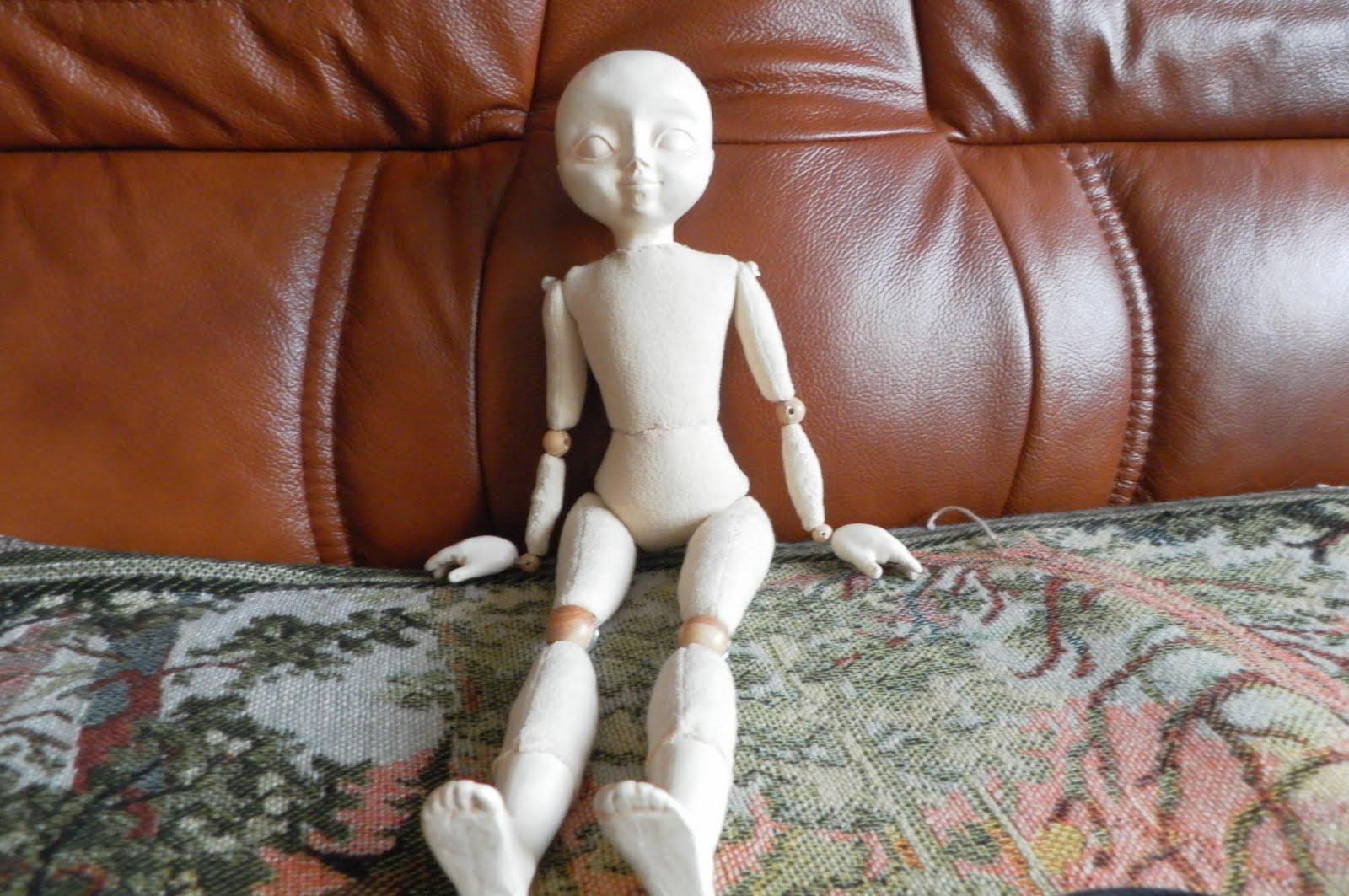 Деревянные шарнирные куклы своими руками 45