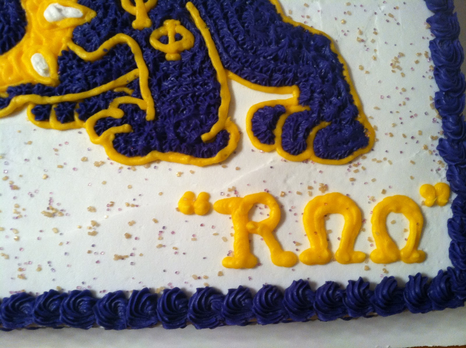 Introducing Omega Psi Phi Cake Caking For The Bruhs