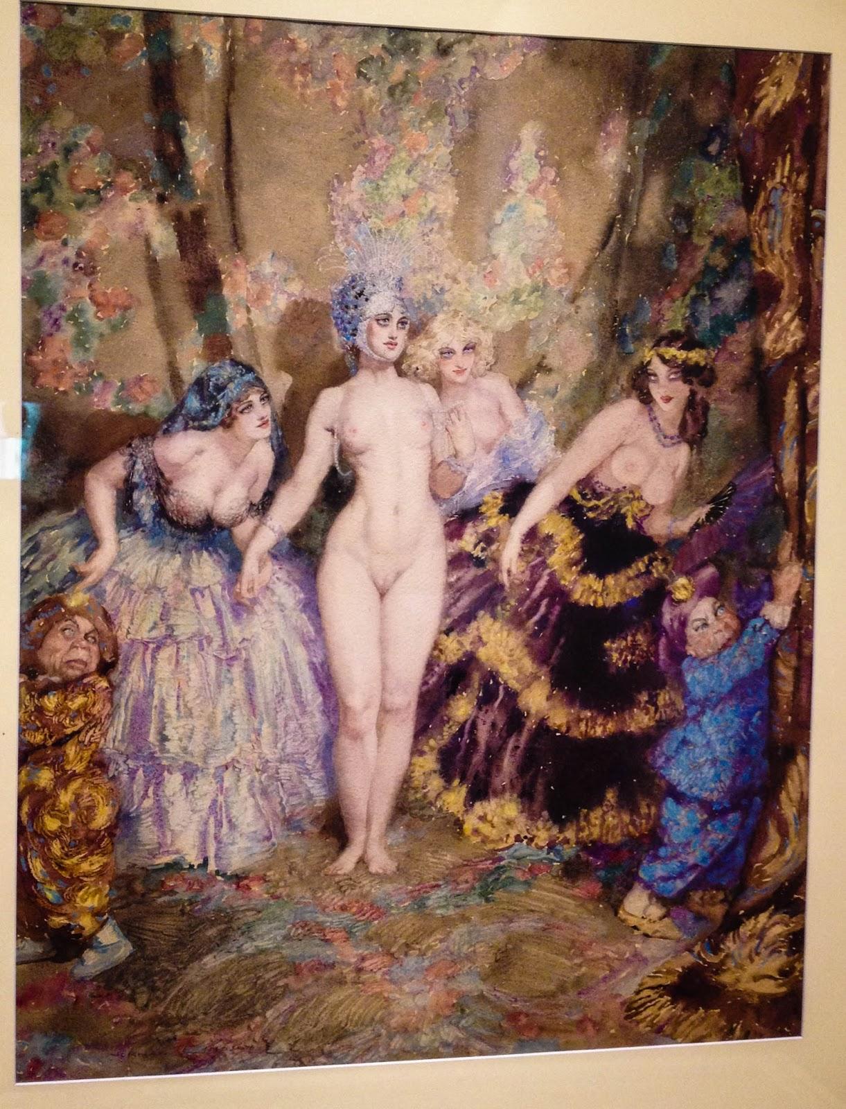 Норман Линдсей (Norman Lindsay), 1879-1969 18+++