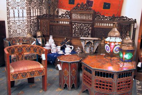 Decoraci n de salas rabes ideas para decorar dise ar y - Decoracion arabe dormitorio ...