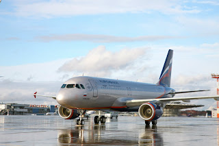 The A320 will be used on European & Russian destinations